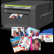 Photo Card and Hashtag Printer