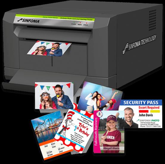 Card Hashtag Printer