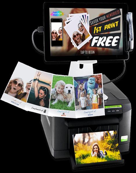 Momento Photo Printer